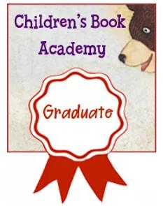Children's Book Academy Graduate Logo