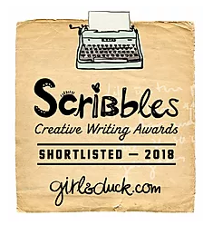 Scribbles Creative Writing Awards Shortlisted