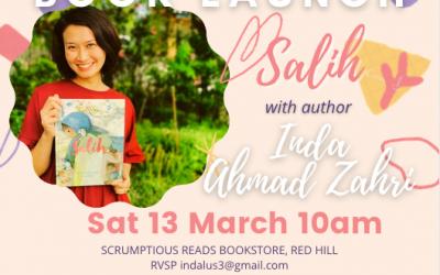 SALIH Book Launch